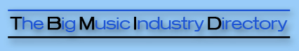 The Big Music Industry Directory